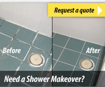 Grout Pro Australia - Shower Makeover
