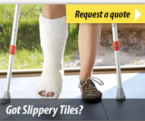 Grout Pro Australia - Slippery Tiles
