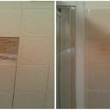 Damaged Tile Replacement