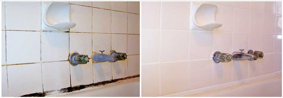 Bathroom Tile Painting Canberra groutpro tile and grout specialists | silicone seal replacement