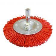 75mm Abrasive Nylon Wheel Brush