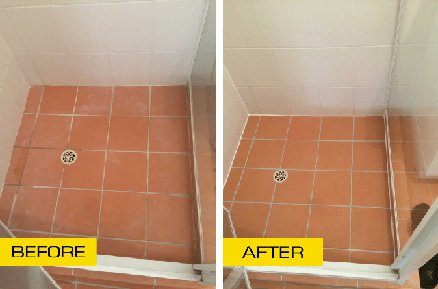 grout pro before and after 28