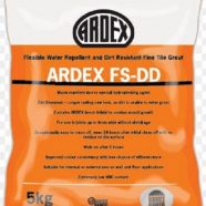 ARDEX FS-DD Fine Tile Grout – Misty Grey