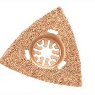 Multi – Flush Cut Triangular Carbide Rasp