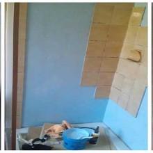 Damaged Tiles Restoration