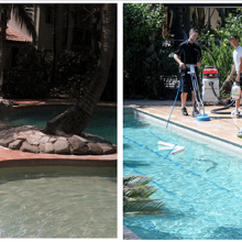 Slippery Floor Treatment Turtle Beach Resort