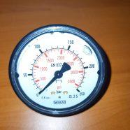 Pressure Gauge spare parts – Kerrick CM1012 Water Blaster