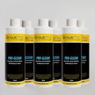 Pro-Gleam spray and wipe (6 pack)