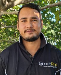Grout clean Toowoomba, Ronnie Joon