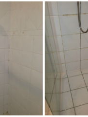 Shower Cubicle before