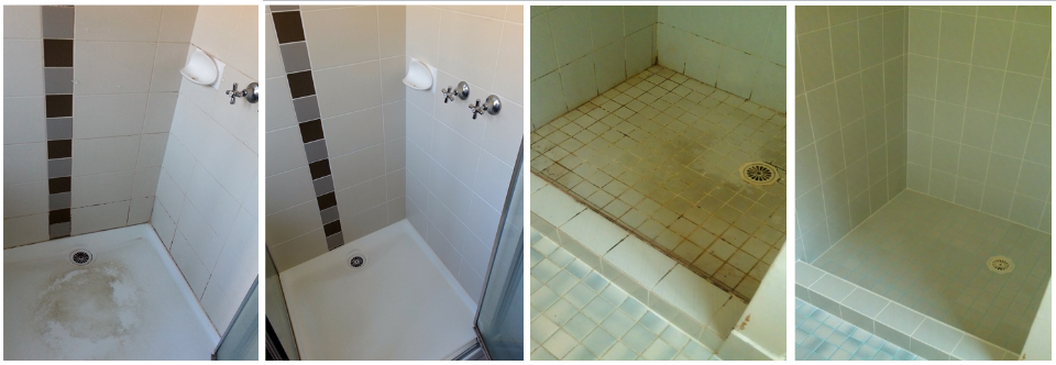 regrout shower