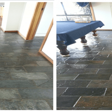 Slate Cleaning Sealing