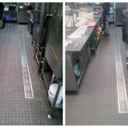 Replacing Grout in Commercial Kitchens