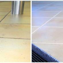 Tile Grout Restoration