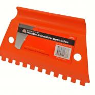 DTA Plastic Adhesive Spreader – 6mm