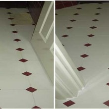 Damaged Tile Grout Repairs