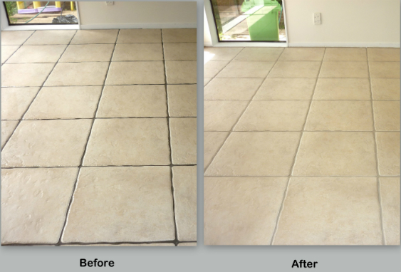 Grout ColourSealing by GroutPro