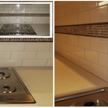 GroutPro Kitchen Makeover Bench