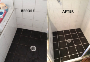 Before and After Wetherill Park