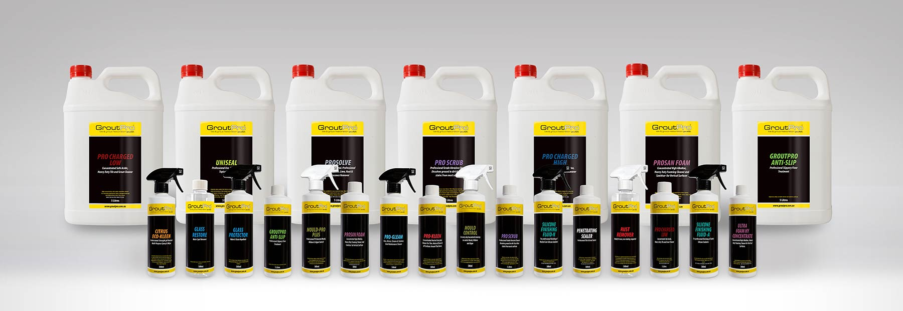 GroutPro Products